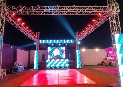 LED Ekraan